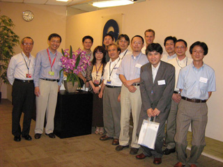 4th RIKEN  Alumni Meeting (2008.7.17)